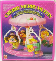 Cherry Merry Muffin - Miniature - Cherry-Go-Round Carousel Mini Manège (loose with box)