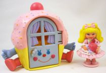 Cherry Merry Muffin - Miniature - Cupcake Cottage & Cherry Merry Muffin (loose)