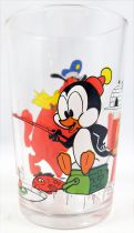 Chilly Willy - Amora Mustard Glass - Chilly Willy ice fishing