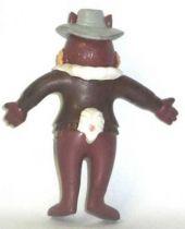 Chip N\' Dale Rescue Rangers - Chip - Bendable Figure