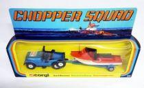 Chopper Squad - Corgi Gift Set n°35 - Sauvetage en mer (Surf Rescue)