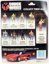 Chuck Norris Karate Kommandos - Kenner - Chuck Norris Battle Gear