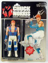 Chuck Norris Karate Kommandos - Kenner - Chuck Norris Kung Fu Training GI