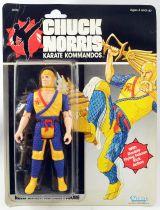 Chuck Norris Karate Kommandos - Kenner - Reed Smith