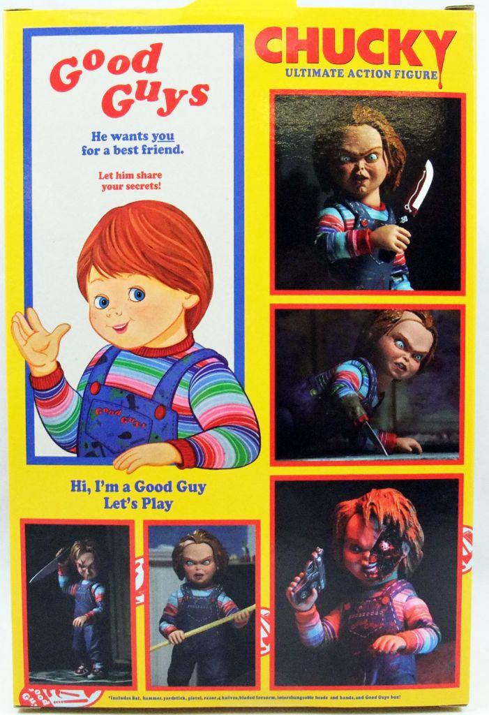 Chucky (Child\'s Play) - NECA - Ultimate Good Guys Chucky
