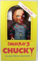Chucky (Child\'s Play 3) - Poupée Parlante 38cm - Mezco