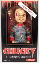 "Chucky (Child\'s Play 4 : Bride of Chucky) - 15\"" Talking Figure - Mezco"