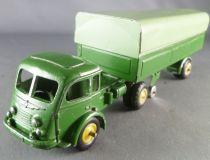 Cij Réf 3/70 Camion Tracteur Renault Faineant et Remorque Bachée sans boite