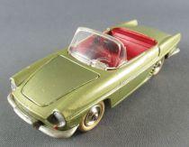 Cij Ref N° 3/58 Renault Floride Green 1:43