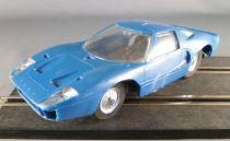 Circuit 24 réf 8308 - Ford GT 40 Bleue Très Bel Etat Fonctionne