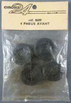 Circuit 24 Ref 8909 - 4 Front Tyres Mint in Bag