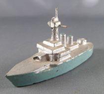 C.L. Charles Lanoy - Figurine Plomb Creux - Bateau de Guerre Frégate 87 mm