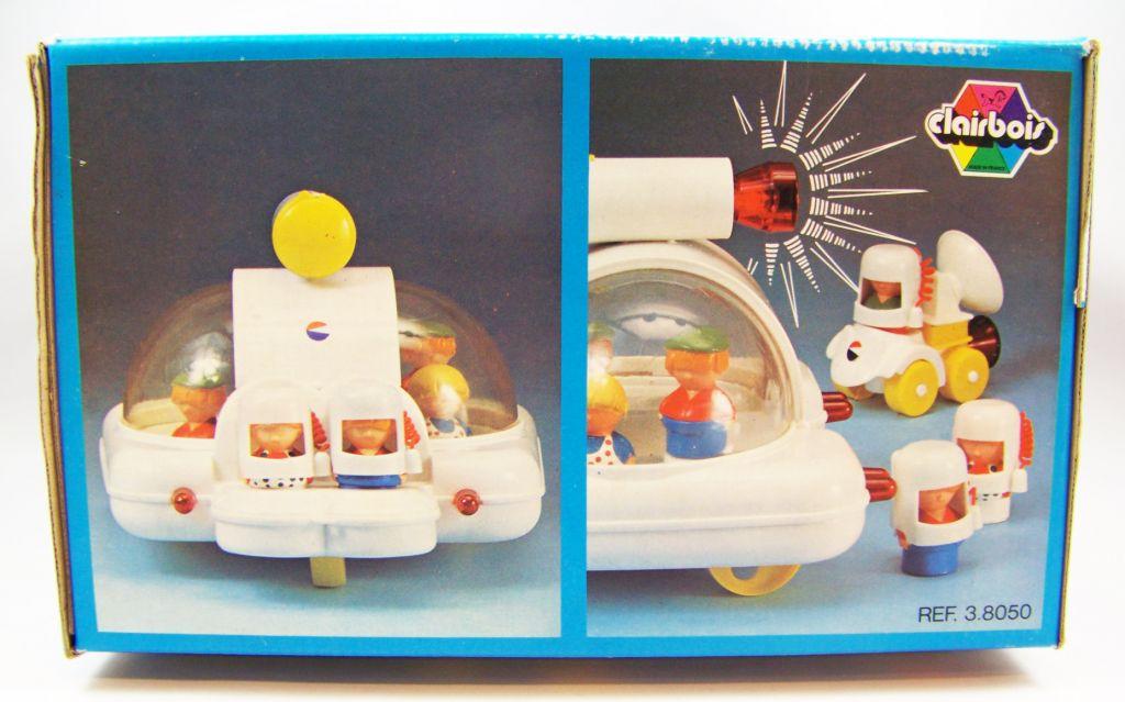Clairbois 1980 - Les Gaminous... Dans l\'Espace (neuf en boite) 05