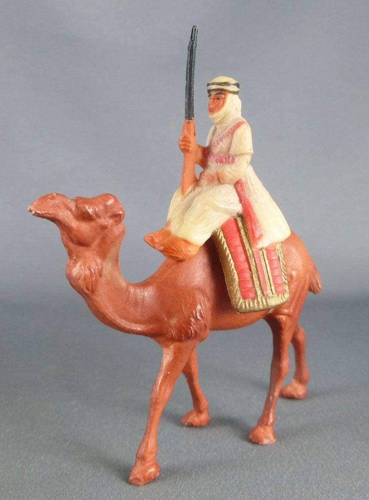 Clairet - Adventures - Bedouin meharist on dromadary