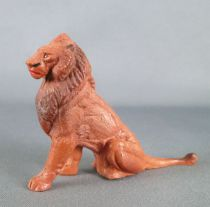 Clairet - Aventures & Zoo - Lion assis