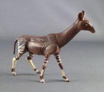 Clairet - Aventures & Zoo - Okapi marron