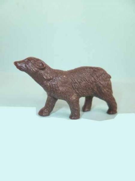 Clairet - Aventures & Zoo - Ourson brun marchant