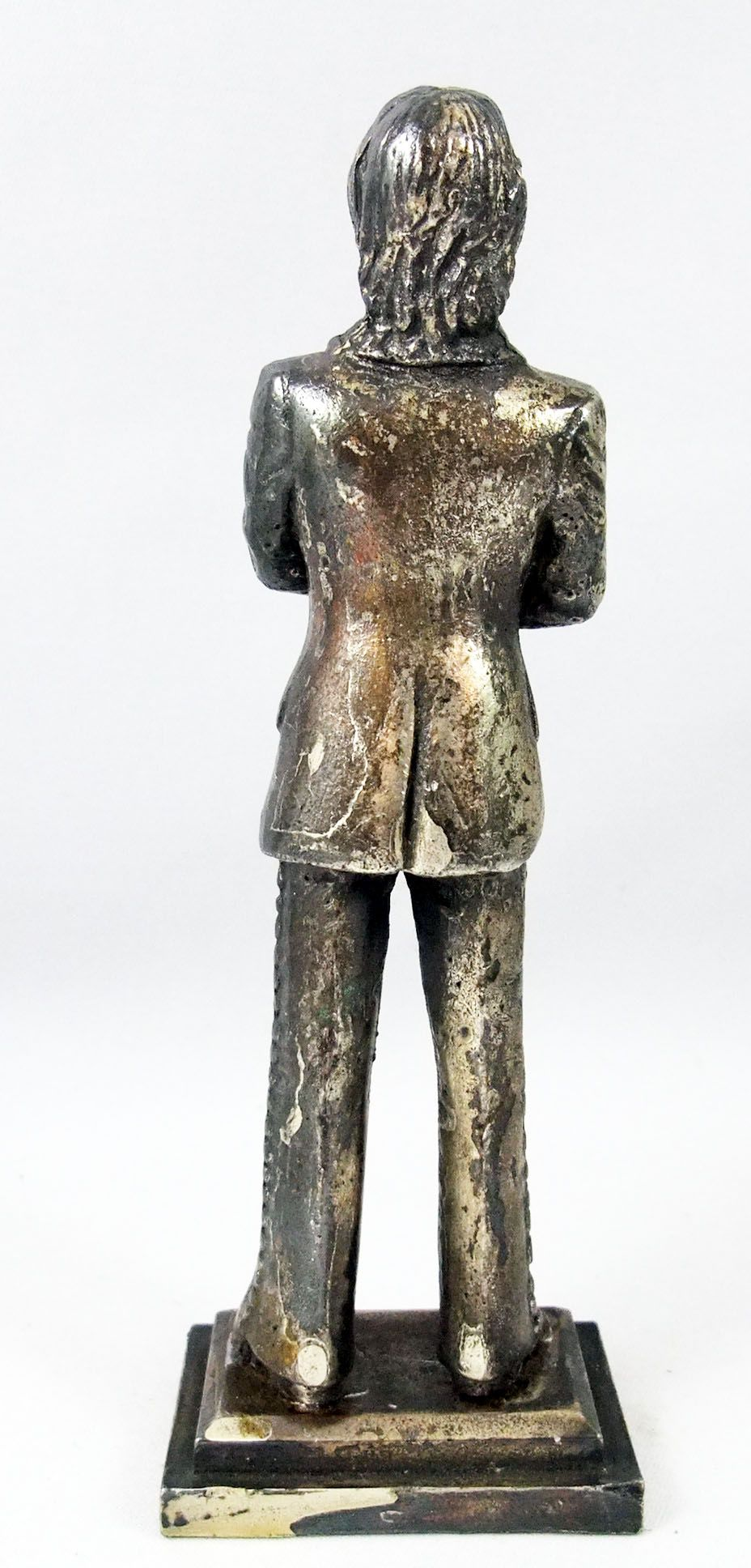 Claude François - Statue en métal injecté 16cm - Daviland France 1978