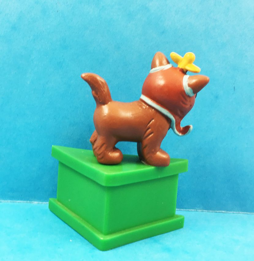 Clémentine - Schleich PVC Figure on Base - Hélice