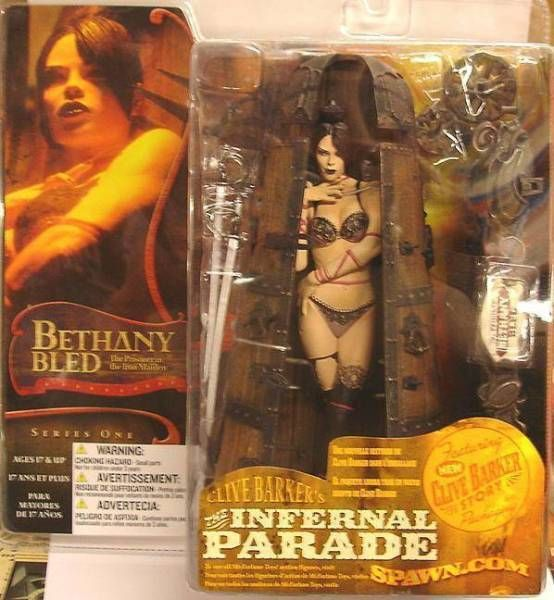 Clive Barker\'s Infernal Parade - Bethany Bled