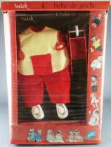 Clodrey - Panoplie Vêtements avec Brouette - Mick le Bébé de Poche Neuve