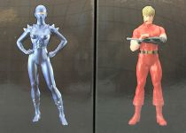 Cobra - High Dream - Cobra & Lady Armanoïd (ver. couleur) - Figurines vinyl 30cm