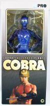 Cobra - High Dream - Lady Armanoïd (bleu mat) - figurine 30cm