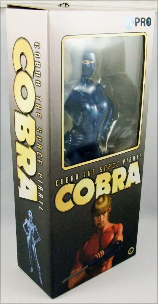 Cobra - High Dream - Lady Armanoïd (bleu métal) - figurine 30cm
