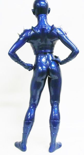 Cobra - High Dream - Lady Armanoïd (bleu métal) - figurine 30cm