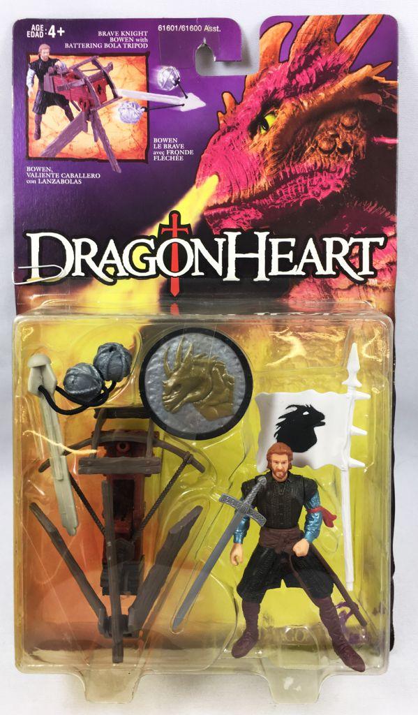 Coeur de Dragon (DragonHeart) - Kenner - Bowen le Brave avec Frond Fléchée