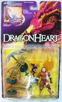 Coeur de Dragon (DragonHeart) - Kenner - Felton avec Masse & Lance Tournoyantes