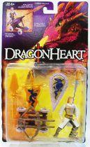 Coeur de Dragon (DragonHeart) - Kenner - Roi Einon avec Arbalète Foudroyante