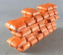 Cofalu - 54mm - Armée Moderne - Accessoire Mur défensif de sacs de sable