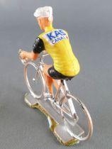 Cofalu - Cycliste plastique - Equipe Kas Canal+ 2