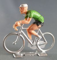 Cofalu (60\'s) -Cyclist (plastic) - Racing Green Team