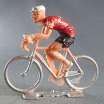 Cofalu (60\'s) -Cyclist (plastic) - Switzerland Team