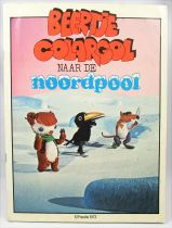Colargol - Stickers collector book Procidis 1973 - Colargol at North Pole