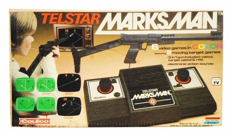 Coleco - Console - Telstar MarksMan (occasion en boite)