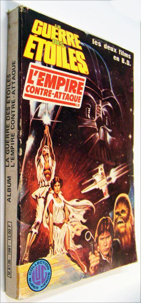 Collection Super Héros LUG - La Guerre des Etoiles et L\'Empire Contre-Attaque - 1980 02