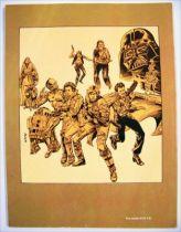 Collection Top B.D LUG - Le retour du Jedi - 1983 02