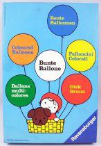 Coloured Balloons - Dice Game - Ravensburger 1973