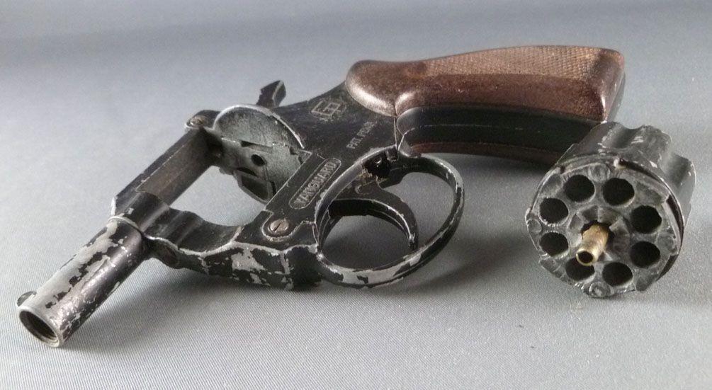 Colt Police Vanguard Pistolet à amorces - Italie