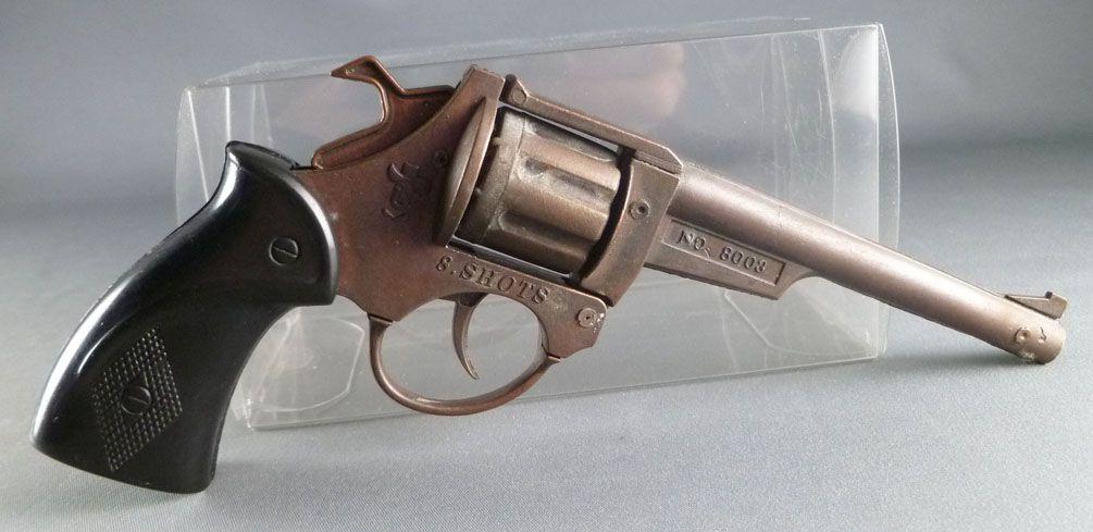 Colt Révolver 8 coups Pistolet à amorces - N° 8003
