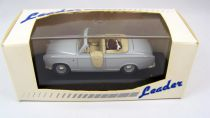 Columbo - Leader (Eligor) - 1:43 Scale Peugeot 403 Convertible (with dog)