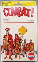 Combat! (A-Toys) 1224 - Figurines 1/72 - Infanterie Romaine
