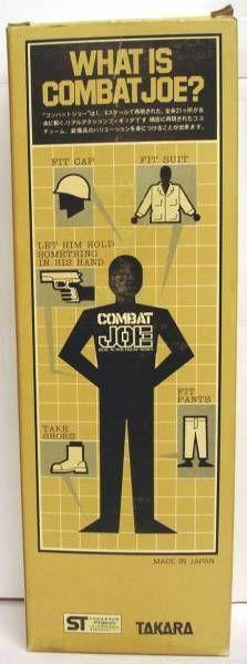 Combat Joe - WW serie N°2 /  German Type Figure