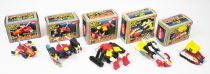 Combattler V - Capsule Popynica - Set des 5 vehicules Battle Machines