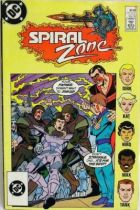 Comic Book - DC Comics - Spiral Zone #1