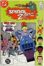 Comic Book - DC Comics - Spiral Zone #2
