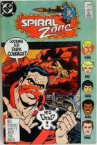 Comic Book - DC Comics - Spiral Zone #3